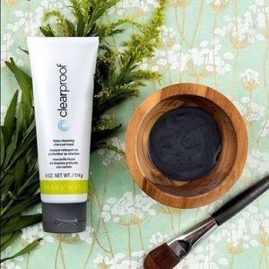 Clear Proof Deep-Cleansing Charcoal Mask NIB